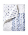 Ashmont Quilt, French Blue/Sky