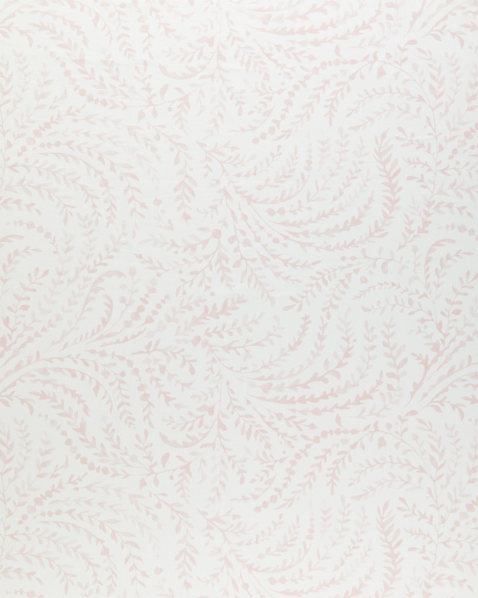 Fabric by the Yard - Priano Linen, Pink Sand