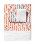 Beach Bay Sheet Set, Papaya