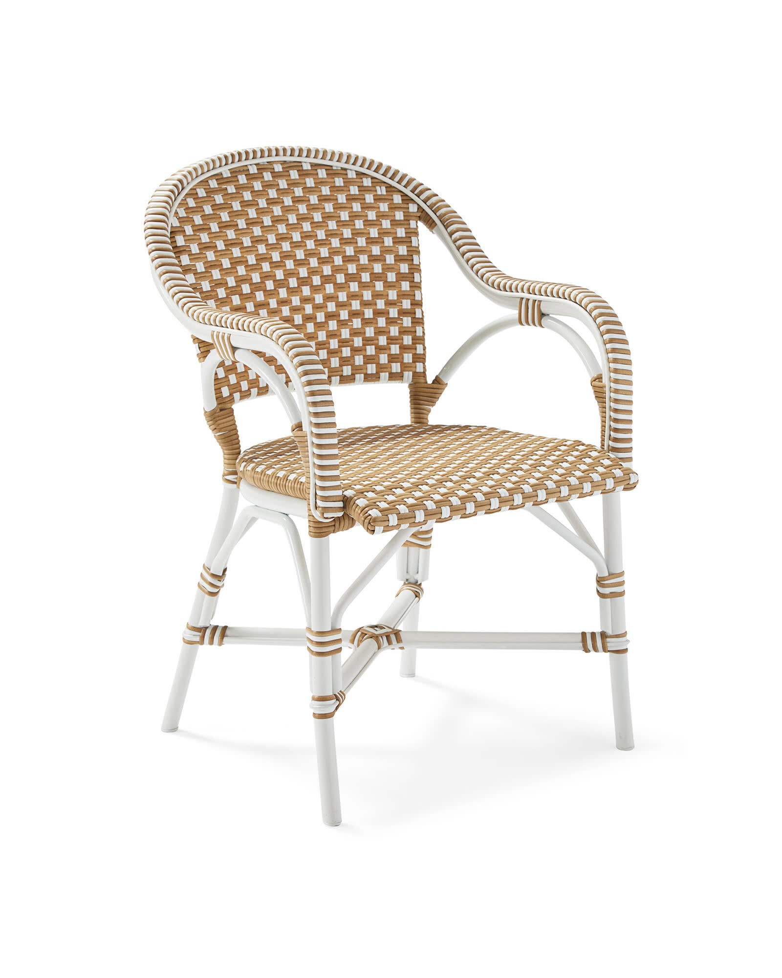 Outdoor Riviera Dining Chair, Dune