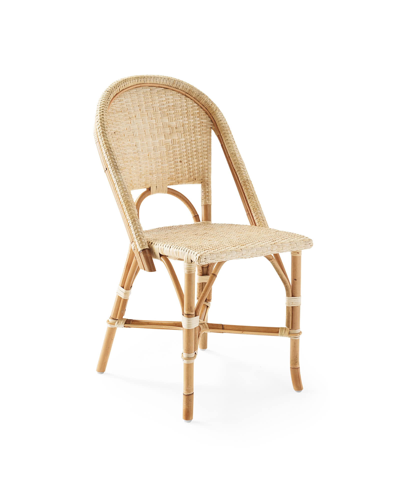 Sunwashed Riviera Dining Chair, Natural