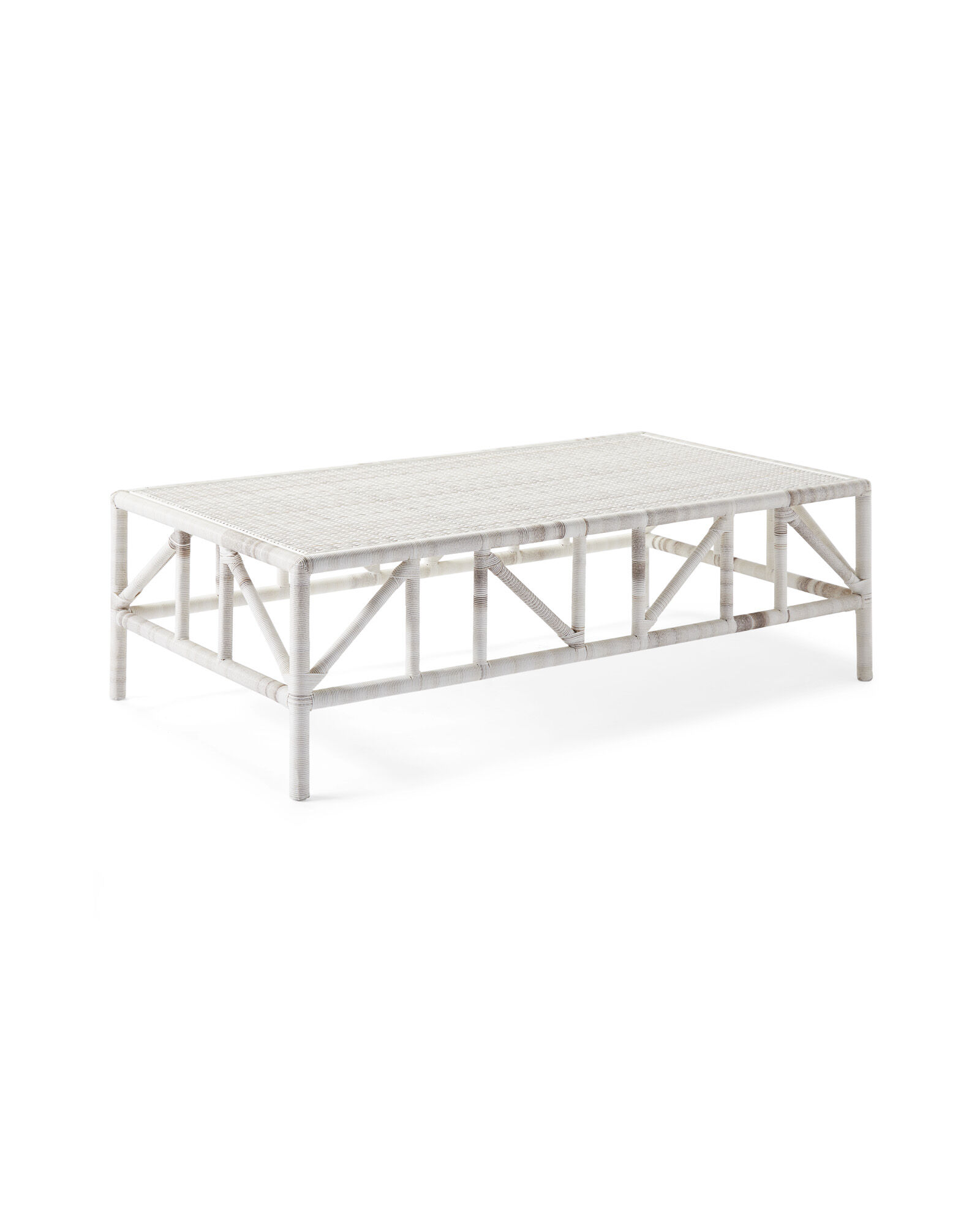 Trestle Outdoor Coffee Table