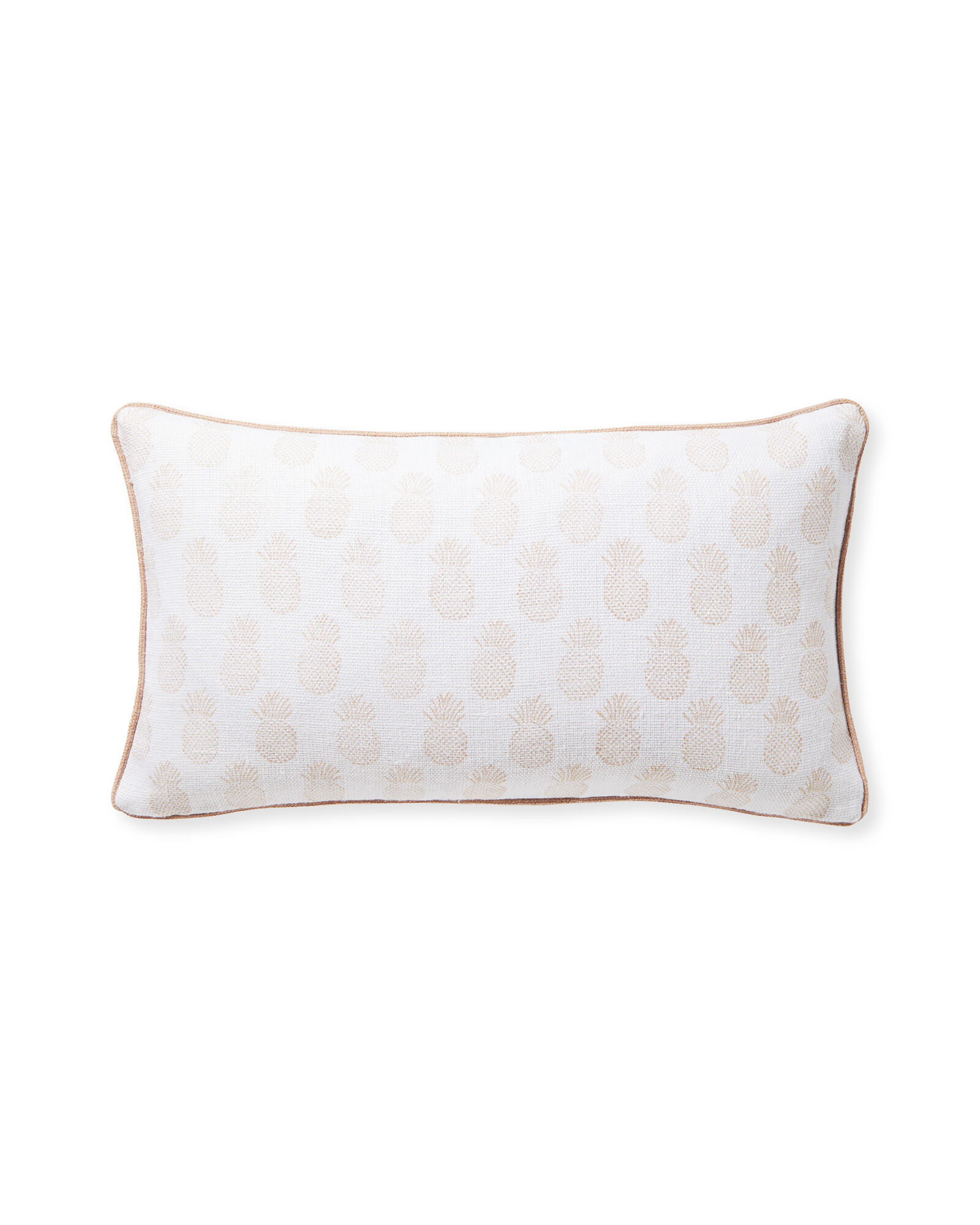 Isla Printed Pillow Cover, Wild Rose