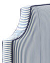 Tall Fillmore Bed – Perennials® French Blue Pinstripe,
