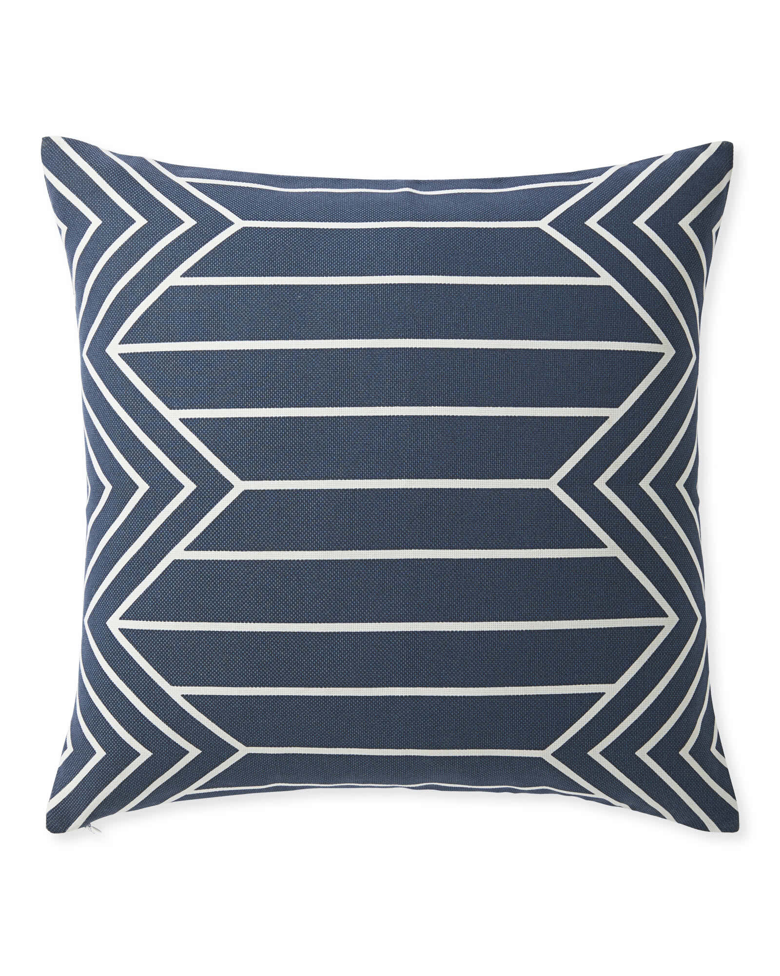 Portsmouth Outdoor Pillow Cover, Navy