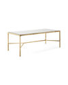 Pacifica Dining Table, Light Dune