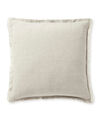 Avalis Pillow Cover, Sand