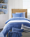 Classic Ring Sheet Set, French Blue