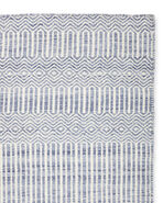 Turnstone Rug Swatch, Blue