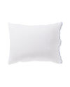 Wave Pillowcases (Set of 2), French Blue