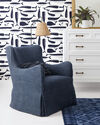 Clayton Swivel Chair,