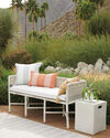 Pacifica Bench - Driftwood,
