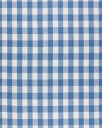 Classic Gingham Linen - French Blue,