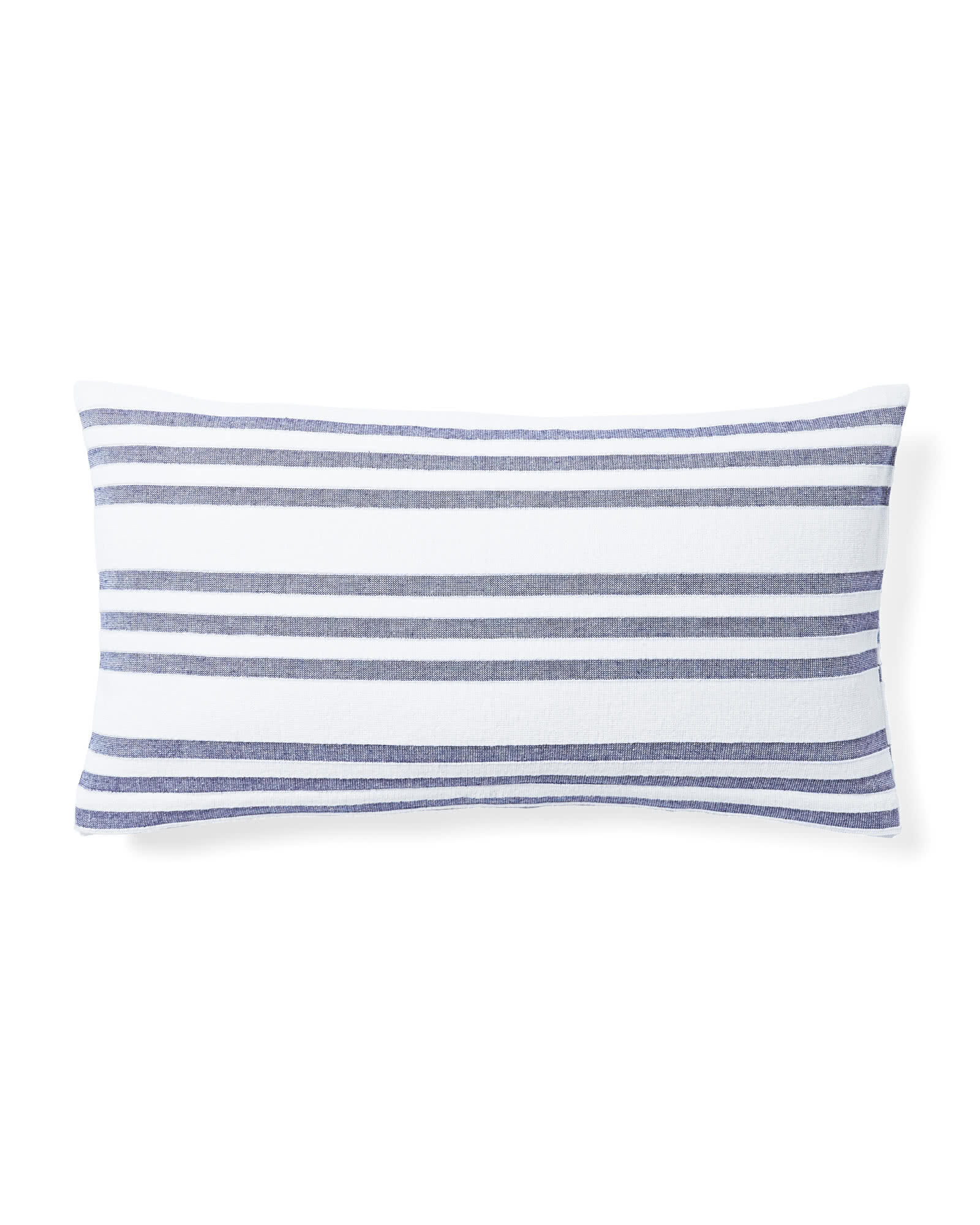 Pinstriped Fouta Pillow Cover,