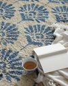 Jericho Hand-Knotted Rug,
