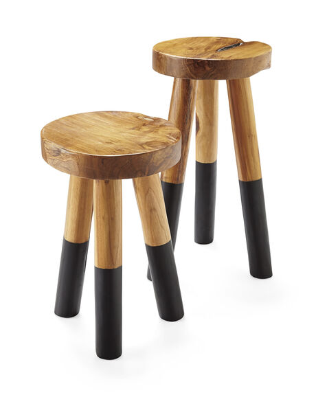 Short Stools Benches Amp Leather Poufs Serena Amp Lily