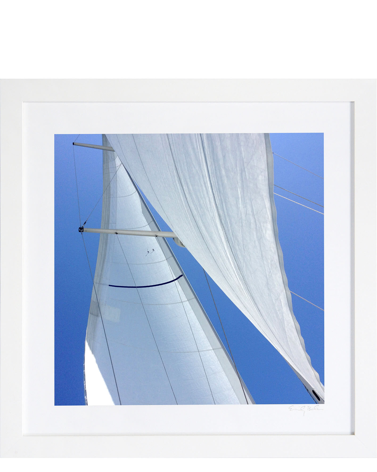 """""""Sail"""" by Emily Baker,"""