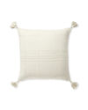 Asheville Pillow Cover, Ivory