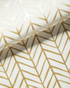 Feather Wallpaper – Gold,