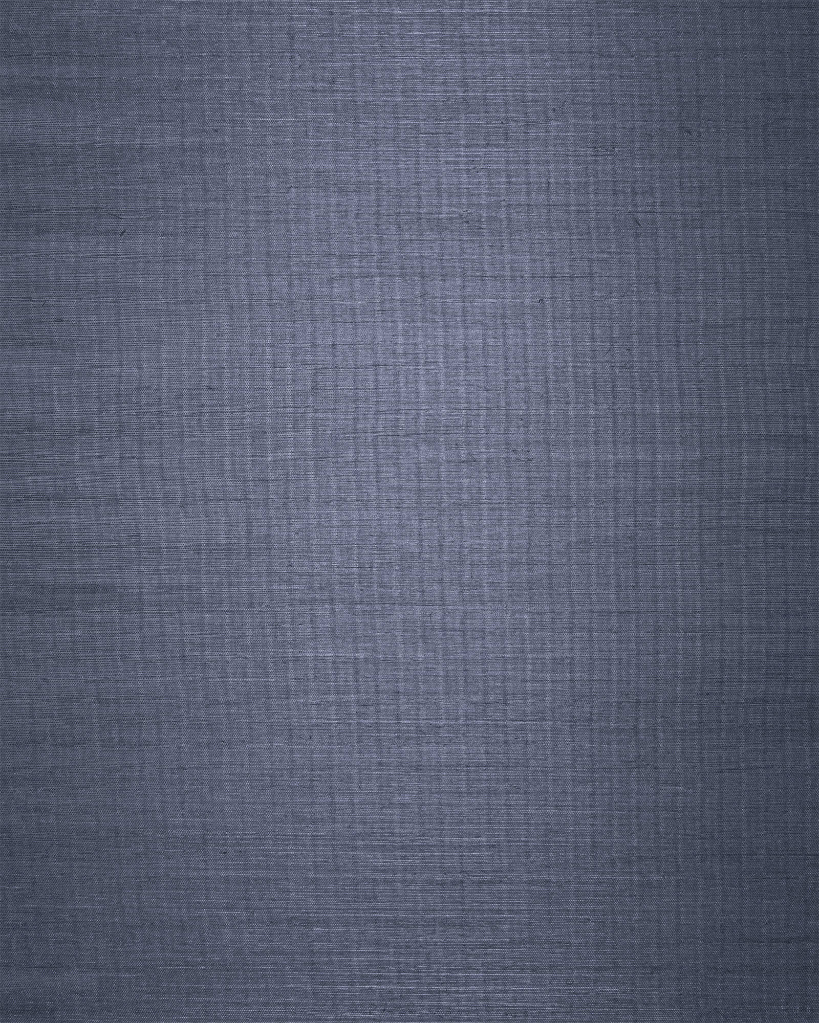 Grasscloth Wallcovering Swatch, Navy