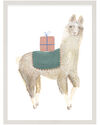 """""""Party Animals - Llama"""" by Fours Are Yellow,"""