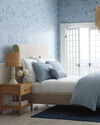 Westwind Toile Wallpaper Swatch,