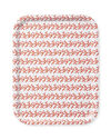 Beach Bay Tray - Rectangular,