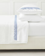 Olympia Pillowcases (Set of 2), French Blue