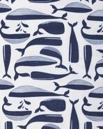 Melville Crib Sheet Swatch,