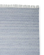 Seaview Outdoor Rug Swatch, Blue