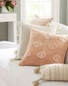 Tahoma Pillow Cover, Sand