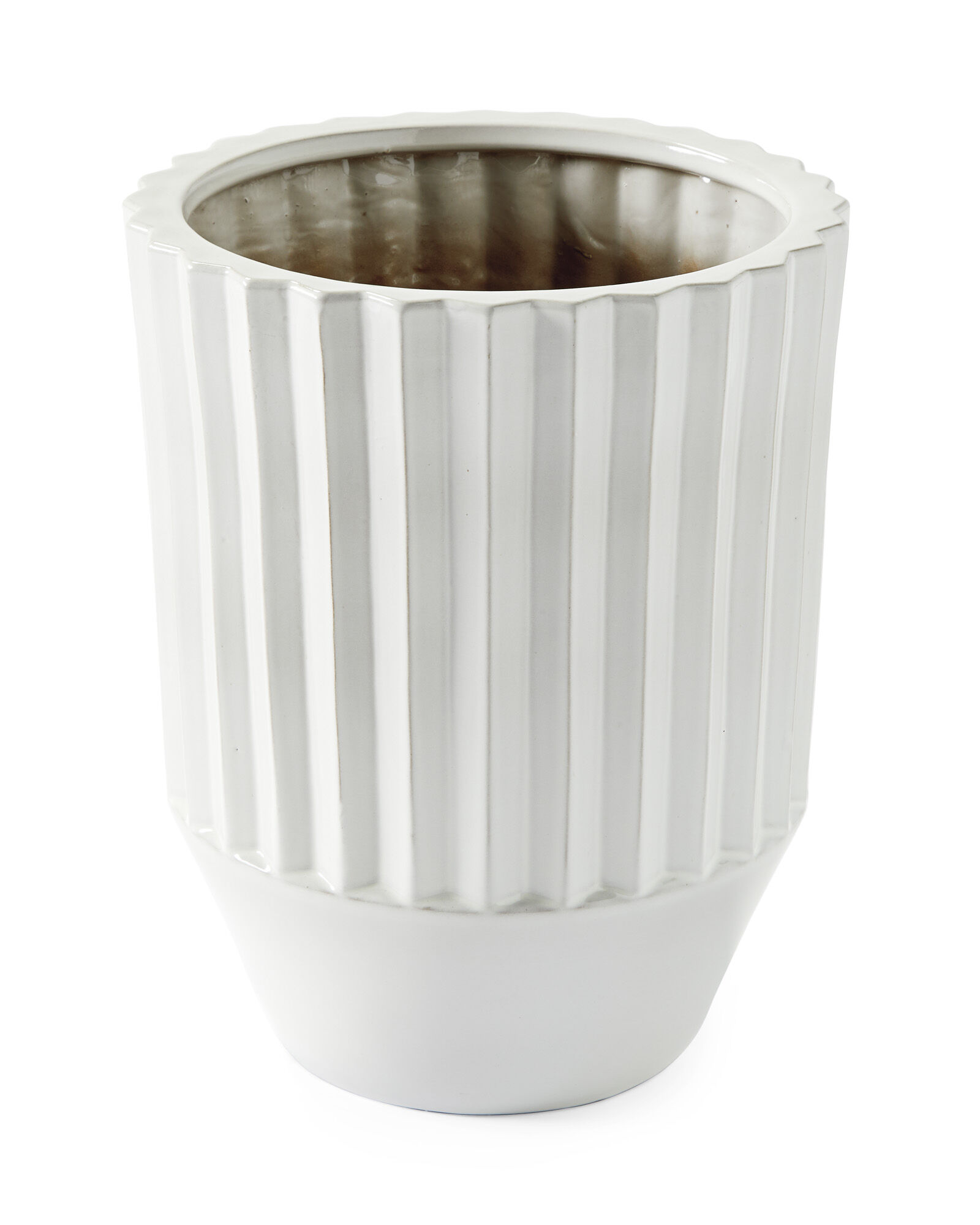 Fluted Planter