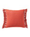 Mendocino Pillow Cover, Lobster