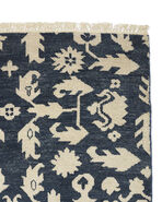 Remy Hand-Knotted Rug Swatch,
