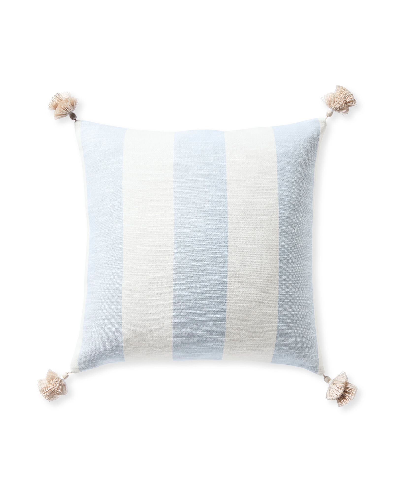 Beach Stripe Pillow Cover