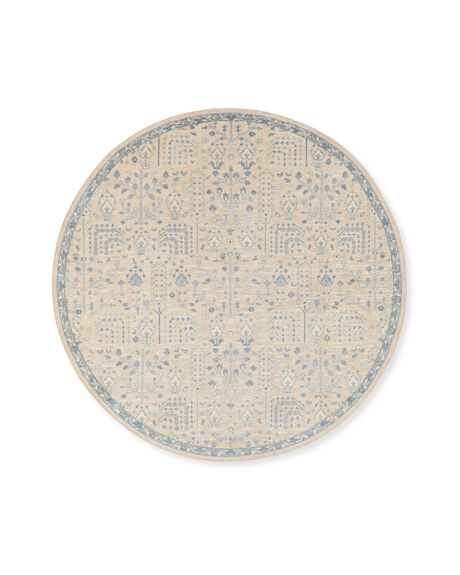 Eastview Hand-Knotted Rug
