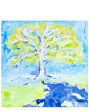Tree and Shadow by Susie Elder,