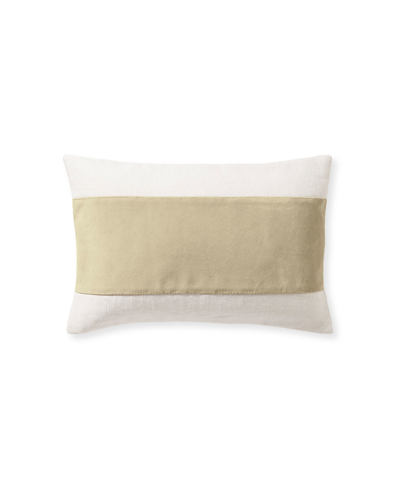North Lake Pillow Cover, Sand