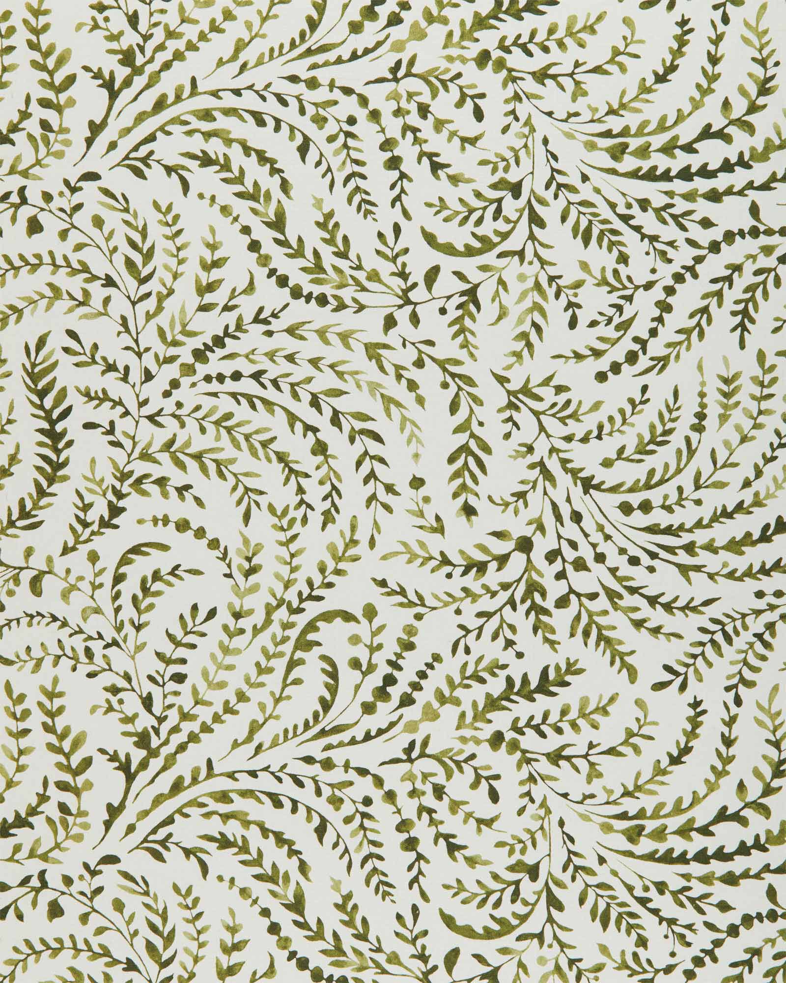 Fabric by the Yard - Priano Linen, Grove