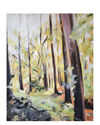 """""""Forested Lights"""" by Christen Yates,"""