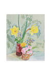 """""""Two April Bouquets"""" by Mary Pomeroy,"""