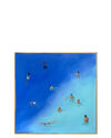 """""""Swimmers in the Sea"""" by Carol Saxe,"""