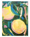 Grapefruits Growing by Claire Elliott,