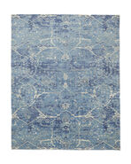 Amelia Hand-Knotted Rug Swatch