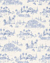 Seahaven Linen - French Blue,
