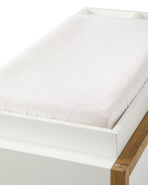 Starling Changing Pad Cover, Pink Sand