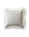 Silverwood Pillow Cover, Ivory