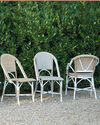Outdoor Riviera Side Chair, Dune