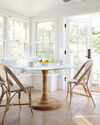 Sunwashed Riviera Dining Chair, Mist