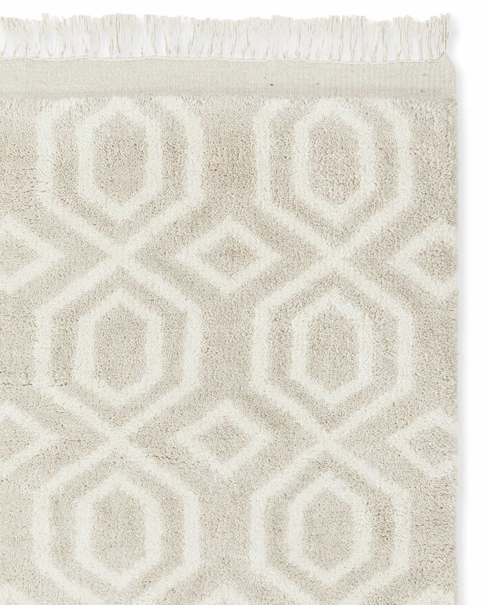 Lyons Hand-Knotted Rug,